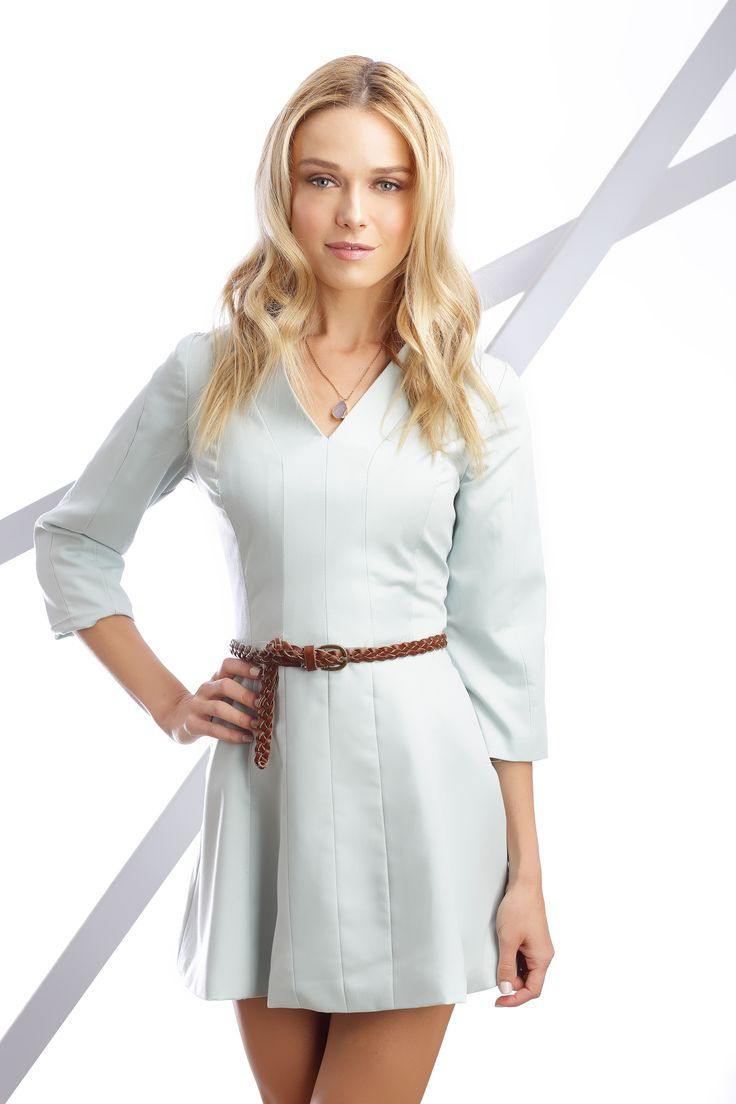 All year round! Panel dress! Great with stockings! http://www.hannidesign.com/