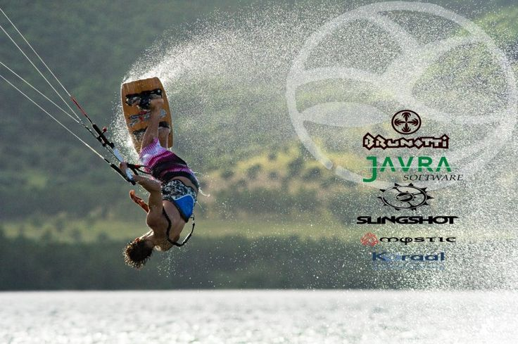 Javra Software B.V - Innovation in Progress Proudly Sponsors world KiteSurfing Champion, Youri Zoon