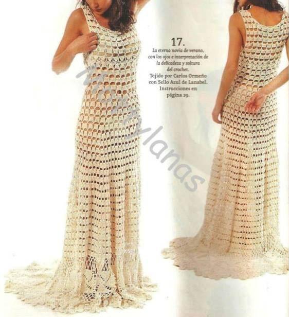 440 best crochet skirtsdresses images on pinterest crochet crochet mine long dresses ccuart Choice Image