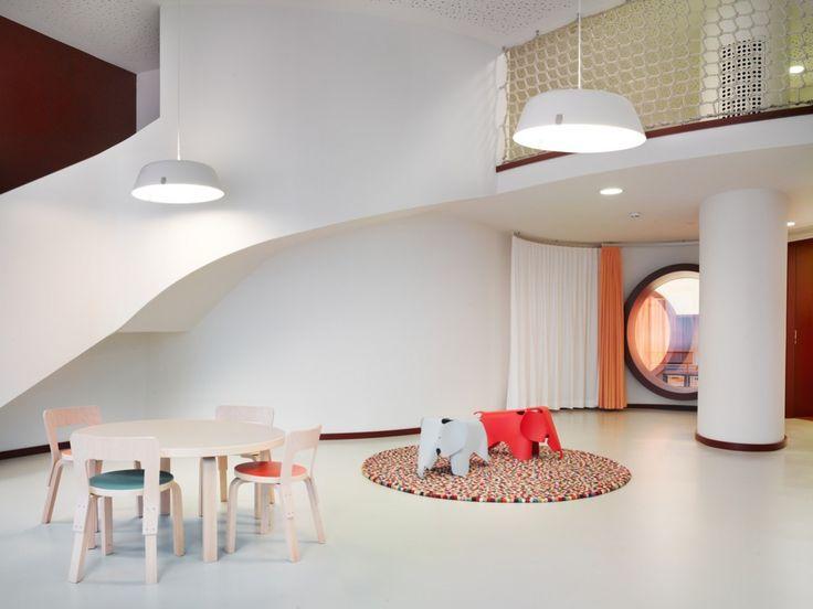 Novartis Day Care Center Basel Switzerland
