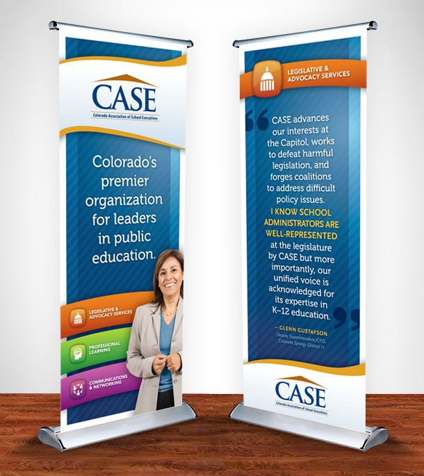 38 Best Images About Retractable Banner Design On