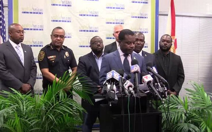 North Miami cop suspended for misleading probe of Charles Kinsey shooting