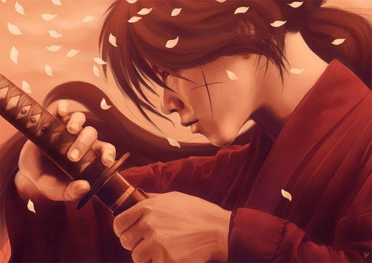 Scars (Rurouni Kenshin) by Kirana