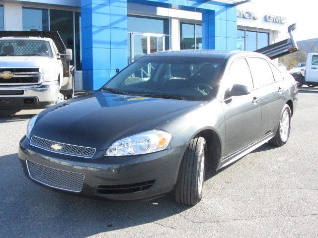 The 2012 Chevrolet Impala is an affordable family car with years of life left