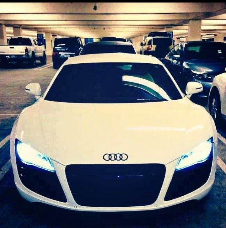 Hot car Audi R8 V12 turbo. this is the car with that engine i want<:lani wrote