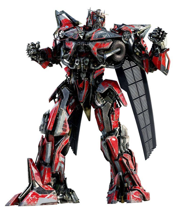 Sentinel Prime - Transformers: Dark of The Moon
