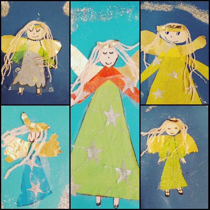 Ihanat enkelit – Riikan luokka