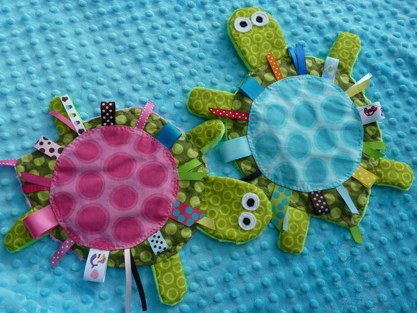 Yertle the Turtle sewing-projects-for-babies