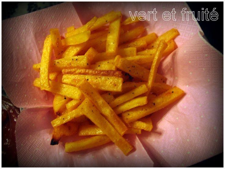 frites de polenta #junkfood #vegan #glutenfree