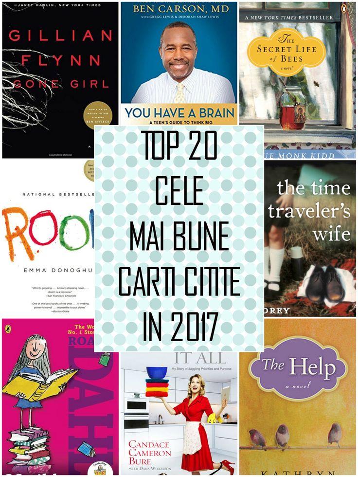TOP 20 Cele Mai Bune Carti Citite In 2017
