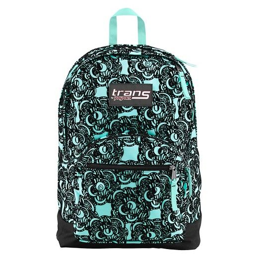 Step away from the masses with the Mossimo Women's Polka Dot Canvas Backpack in Blue; it makes you a standout in any crowd. Cool backpacks have become a staple for the student, the traveling business person, or anyone who is looking for carry-all convenience with hands-free comfort. Once you see this remarkable polka dot pattern in soft blue, you know this backpack is meant for you.