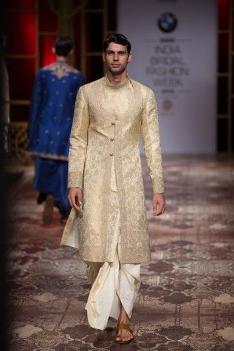 Raghavendra Rathore - Indian Bridal Fashion Week 2014.