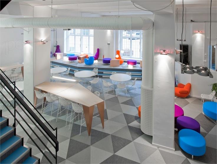 SKYPE HEAD OFFICE - STOCKHOLM