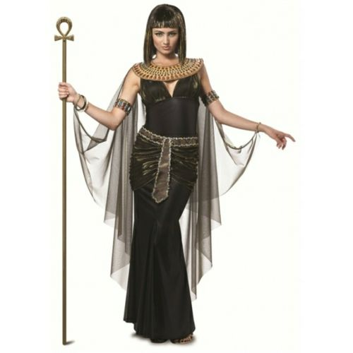 Fasching Kostüme selber machen Kleopatra