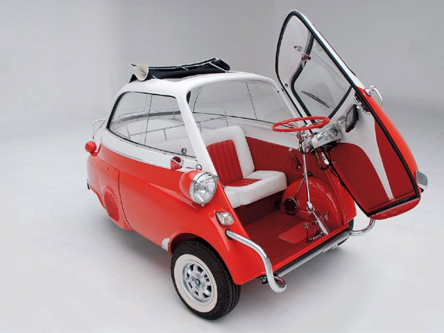 Design Student brings BMW Isetta to the present | BMWCoop