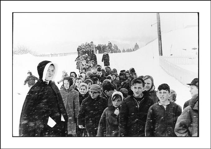 School Children, North End, Saint John