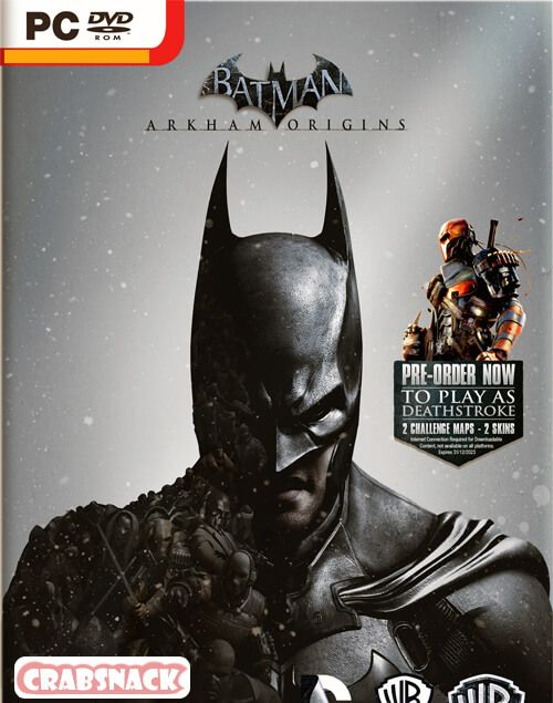 Batman Arkham Origins PC Game Free Download Full Setup in a single link. Batman Arkham Origins is the Action and Adventure full game setup for PC.