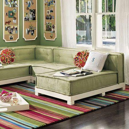 PB Teen: Cushy Lounge Seating Part 98