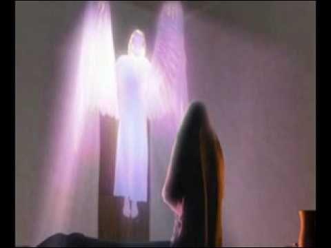 El Arcangel Gabriel anuncia el Nacimiento del Mesias Jesus Cristo - Historias Animadas del Nuevo Testamento