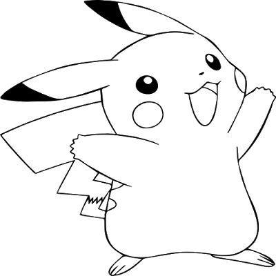 Pokemon #Pikachu #Coloring #Page Pokemon malvorlagen