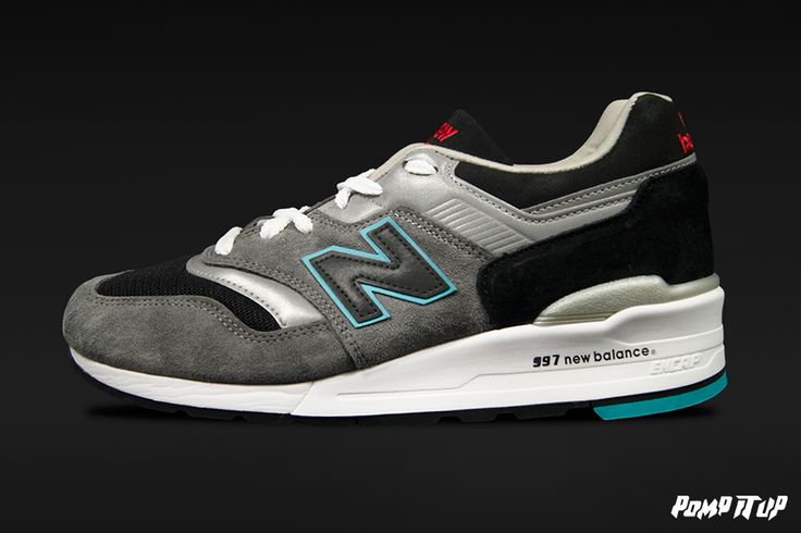 New Balance 997 For Men Sizes: 41.5 to 45 EUR Price: CHF 280.- #NewBalance #NewBalance997 #NB997 #Sneakers #SneakersAddict #PompItUp #PompItUpShop #PompItUpCommunity #Switzerland