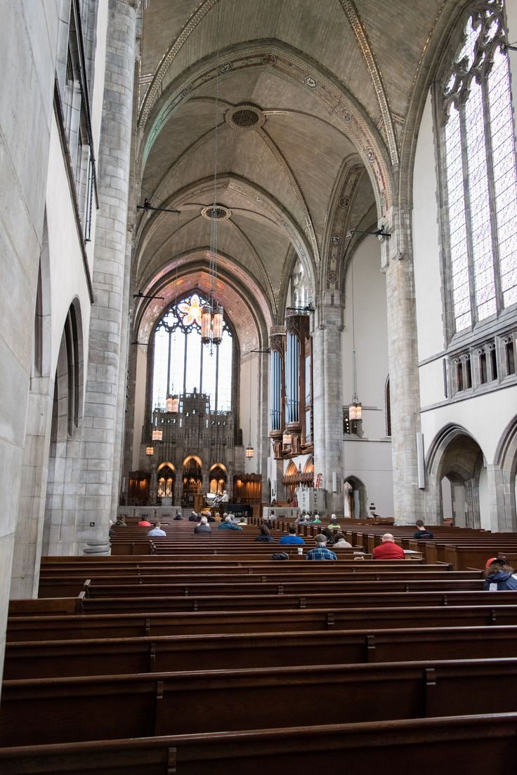 Rockefeller Chapel, University of Chicago | by _jjph
