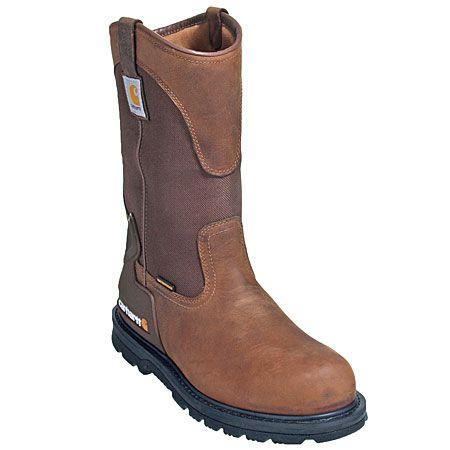 Carhartt Boots CMP1100 Men's 11-Inch Bison Waterproof Wellington Boots