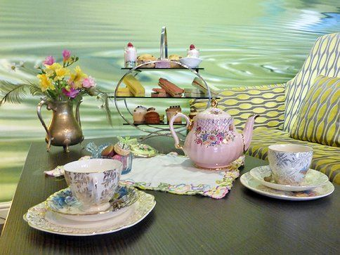 Mad Hatter's Afternoon Tea Party for Two People - Northampton: Amazon Local