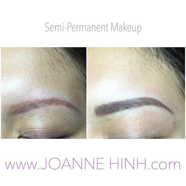 17 best images about microblading on pinterest feathers for Best eyebrow tattoo san diego