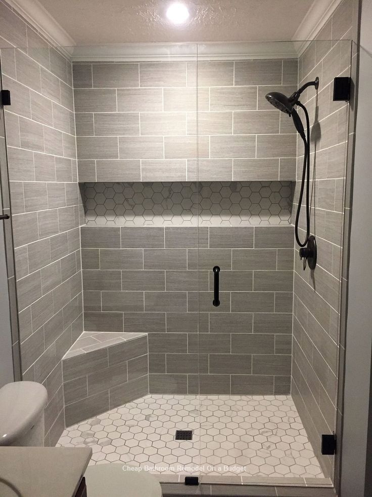 Creative Bathroom Organization And Diy Remodeling Diybathroom Bathroomremodel Bathroom Remodel Shower Shower Remodel Master Bathroom Shower