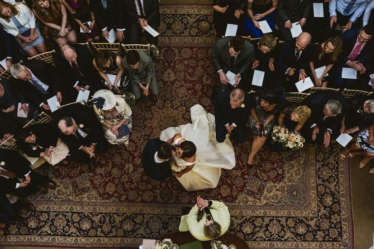 Middleton Lodge Wedding Ceremony by York Place Studios. #northyorkshirewedding #middletonlodge