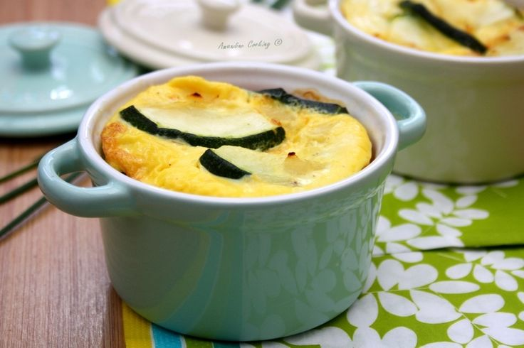 Flan aux courgettes 4SP weight watchers