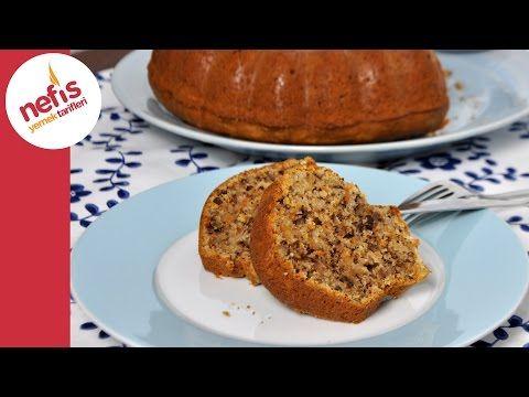 Havuçlu Cevizli Tarçınlı Kek Yapımı – Nefis Yemek Tarifleri