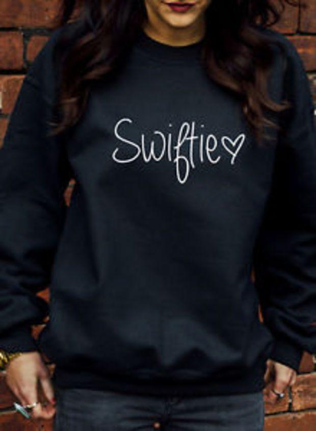 Swiftie Jumper Hoodie Taylor Swift Fan Love Music Tour Hoody Cool Gift Sexy N123