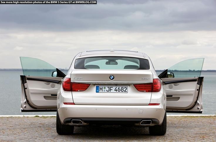 bmw 550i | BMW 5 Series GT: Engine specs