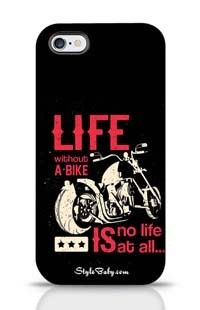 Life Without A Bike Is No Life At All Apple iPhone 6 Plus Phone Case