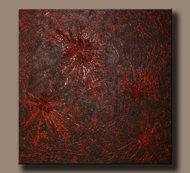 Quadri a Rilievo in Cartapesta - Pannelli decorativi - Arte Contemporanea    di Patrizia Lo Re: Materia Oscura