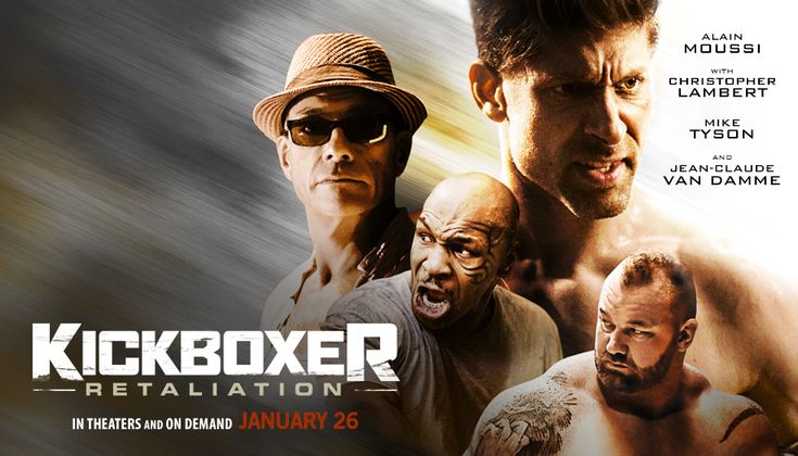 M.A.A.C.   –  MAAC Review: KICKBOXER – RETALIATION