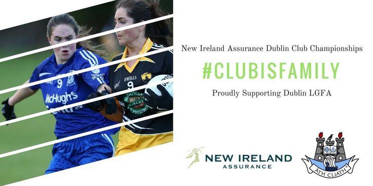 TONIGHT'S DUBLIN LGFA ADULT CLUB FIXTURES | We Are Dublin GAA