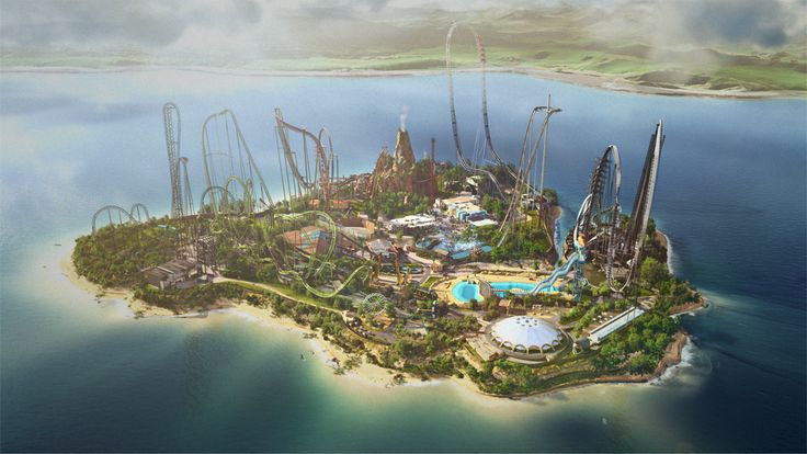 THORPE PARK Resort. An Island Like No Other. Tickets from under £25