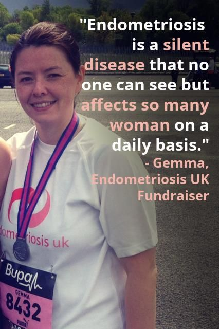 """Put your hands together for Gemma, who completed the Bupa Great Women's 10k in Glasgow!  """"I am fundraising for Endometriosis UK to raise awareness of a disease that affects so many woman. There is no cure for Endometriosis and it's a silent disease that no one can see but affects so many woman on a daily basis."""""""