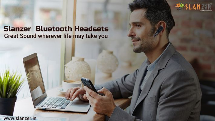 The SZE BT251 Bluetooth handfree model by #SlanzerTechnologyPvtLtd is user Friendly and consumes little Energy.