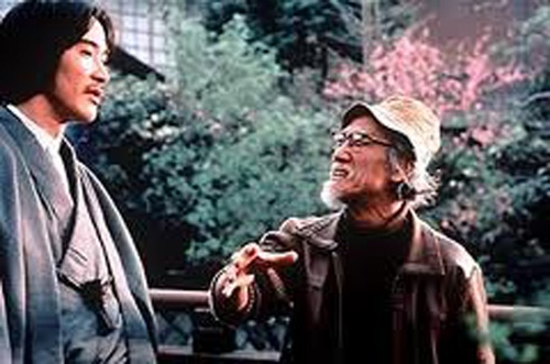 Seijun Suzuki & Yusaku Matsuda