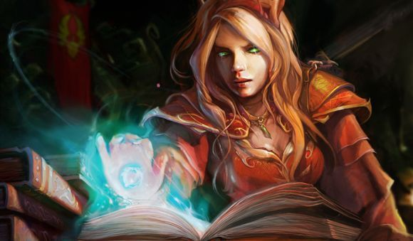 world of warcraft wizard spells