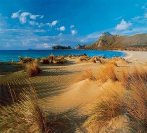 Falasarna, Crete, Greece