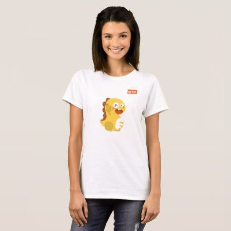 VIPKID Cutie Dino T-Shirt - click/tap to personalize and buy