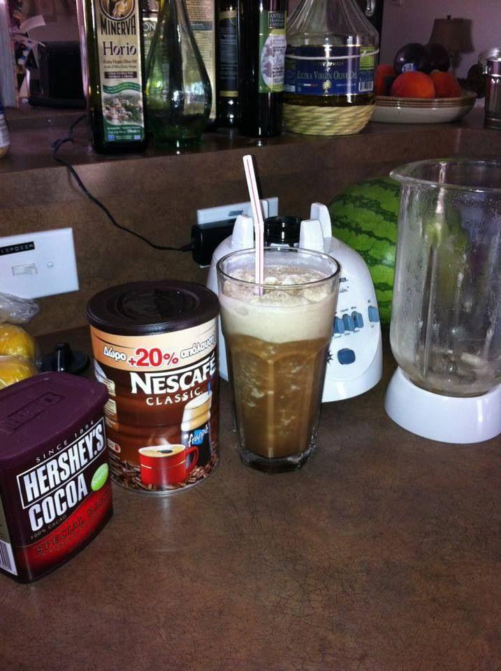how to make freddo espresso