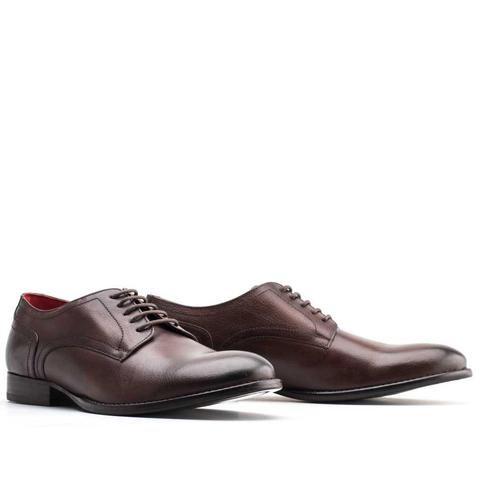 Chaussures Richelieu Purcell En Cuir - Londres Base Brune FKSYov