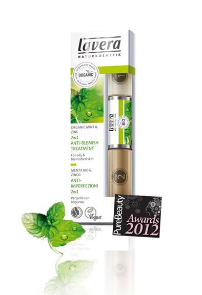 Pure Beauty - 2012 - Silver award for Special Innovation!