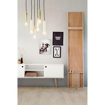 KARWEI hanglamp Ryan mat koper | Hanglampen | Verlichting | KARWEI